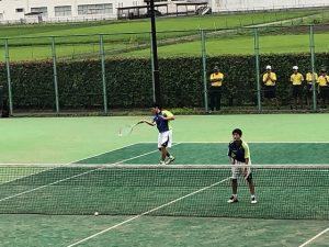 テニス個人戦