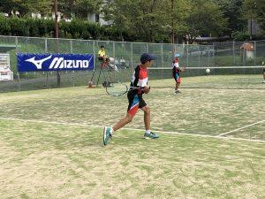市新人大会テニス