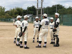 市新人大会野球