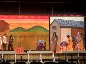 文化祭演劇