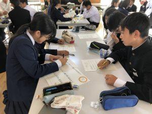 歯と口の健康づくり教室