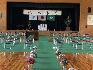 入学式式場